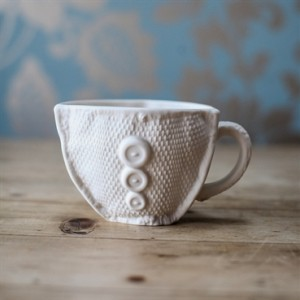 Button Cup as featured on the Great British Menu