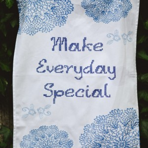 Make Everyday Special Tea Towel