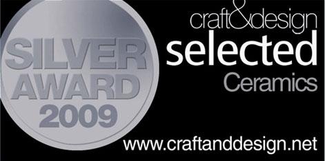 craft and design silver award
