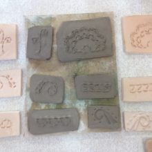 Sewing Stamps