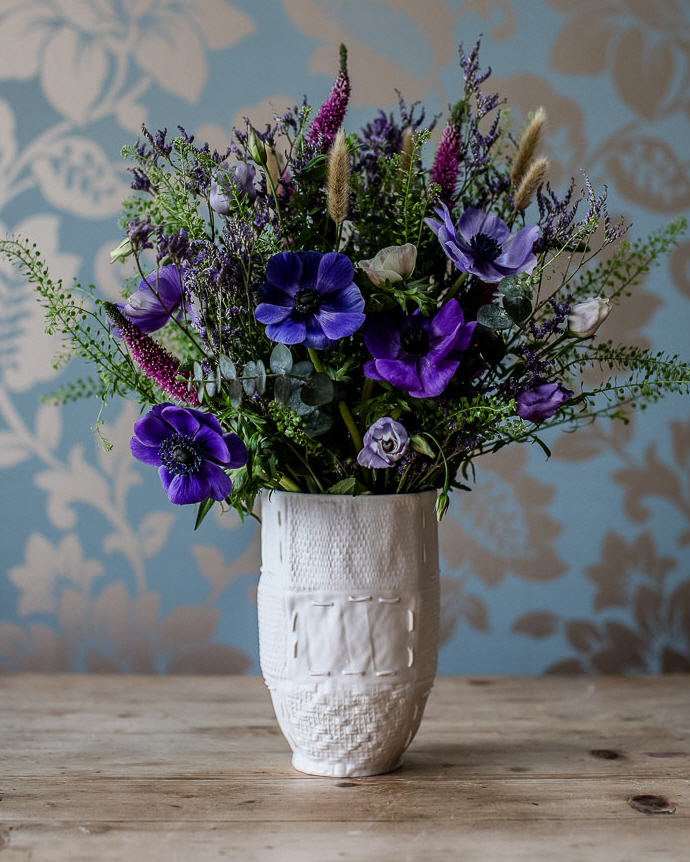 PatchWork Vase